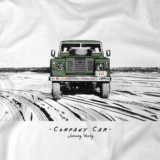 Rover Company Car