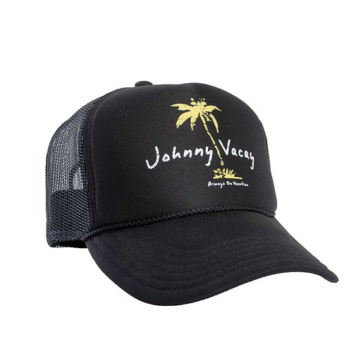 Palm Trucker Hat