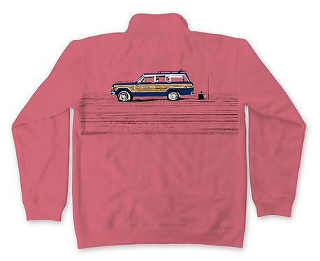 Wagoneer 1/4 zip Sweatshirt