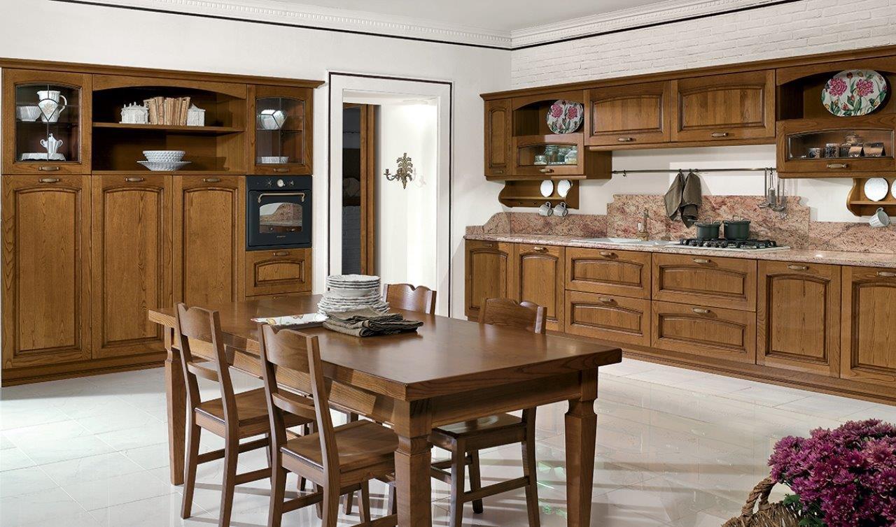 Cucina classica3 maderno for Mazzola arredamenti