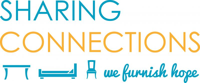 Sharing connections logo