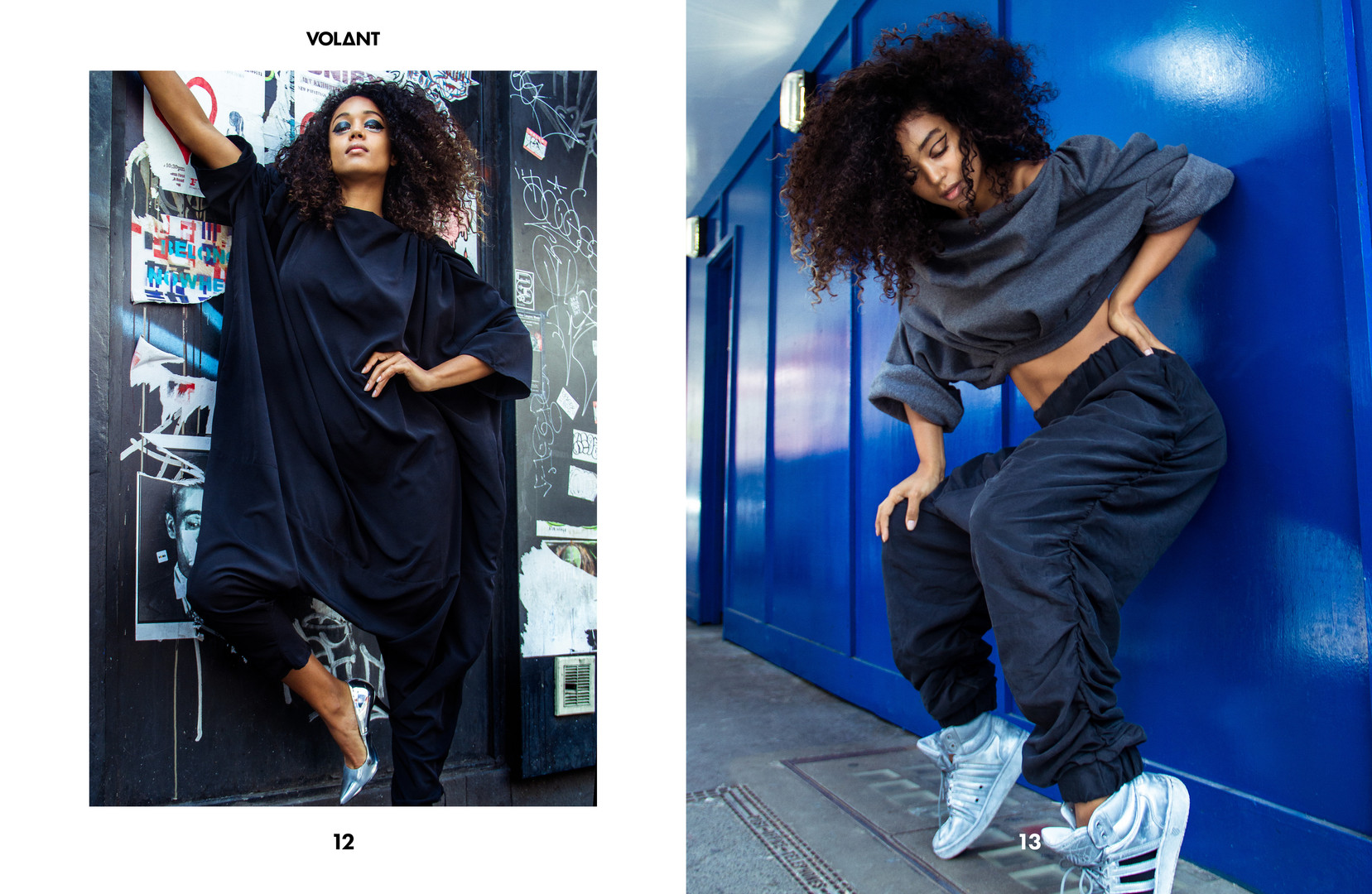 """MY WAY"" FOR VOLANT MAGAZINE"