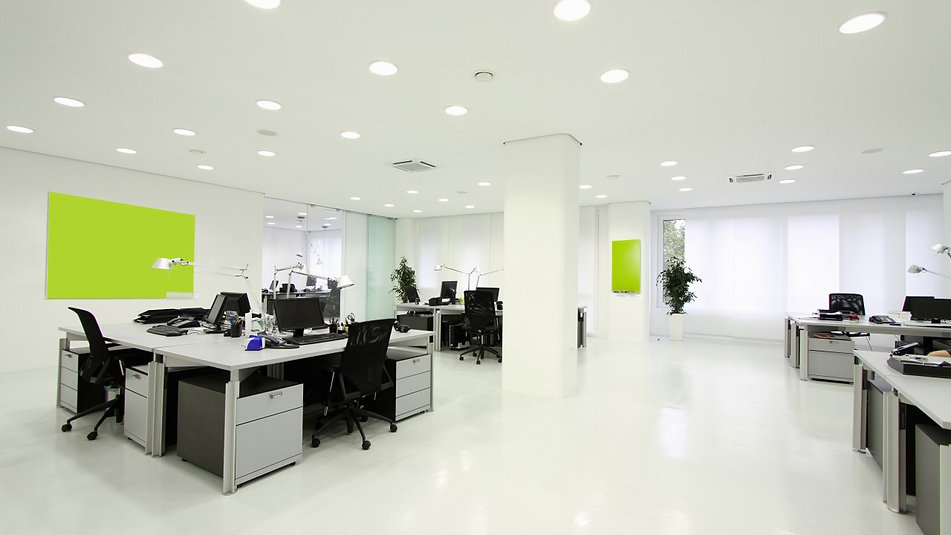 office-wallpaper-with-modern-office-wall
