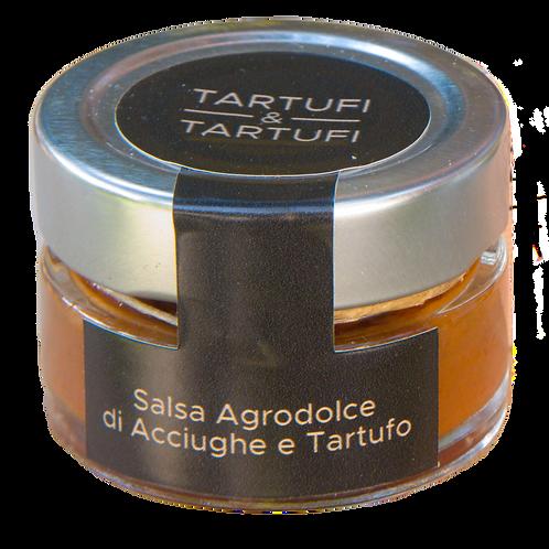 Salsa Agrodolce di Acciughe e Tartufo
