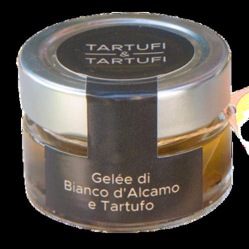 Gelée di Bianco d'Alcamo e Tartufo