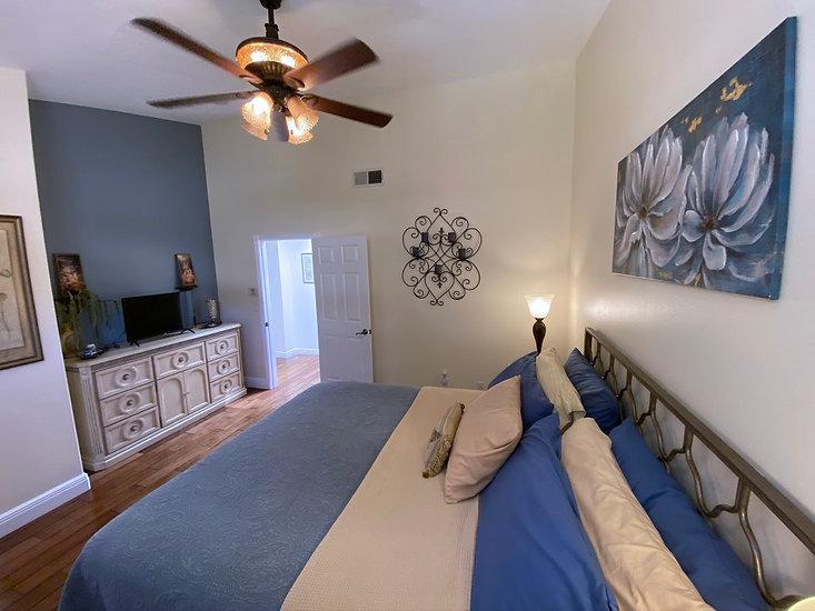 Rhapsody Drive - Master Bedroom & bath (