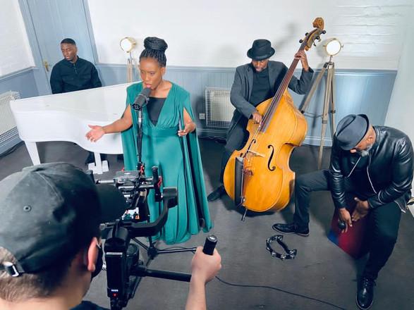 Monique McKen 3 piece band