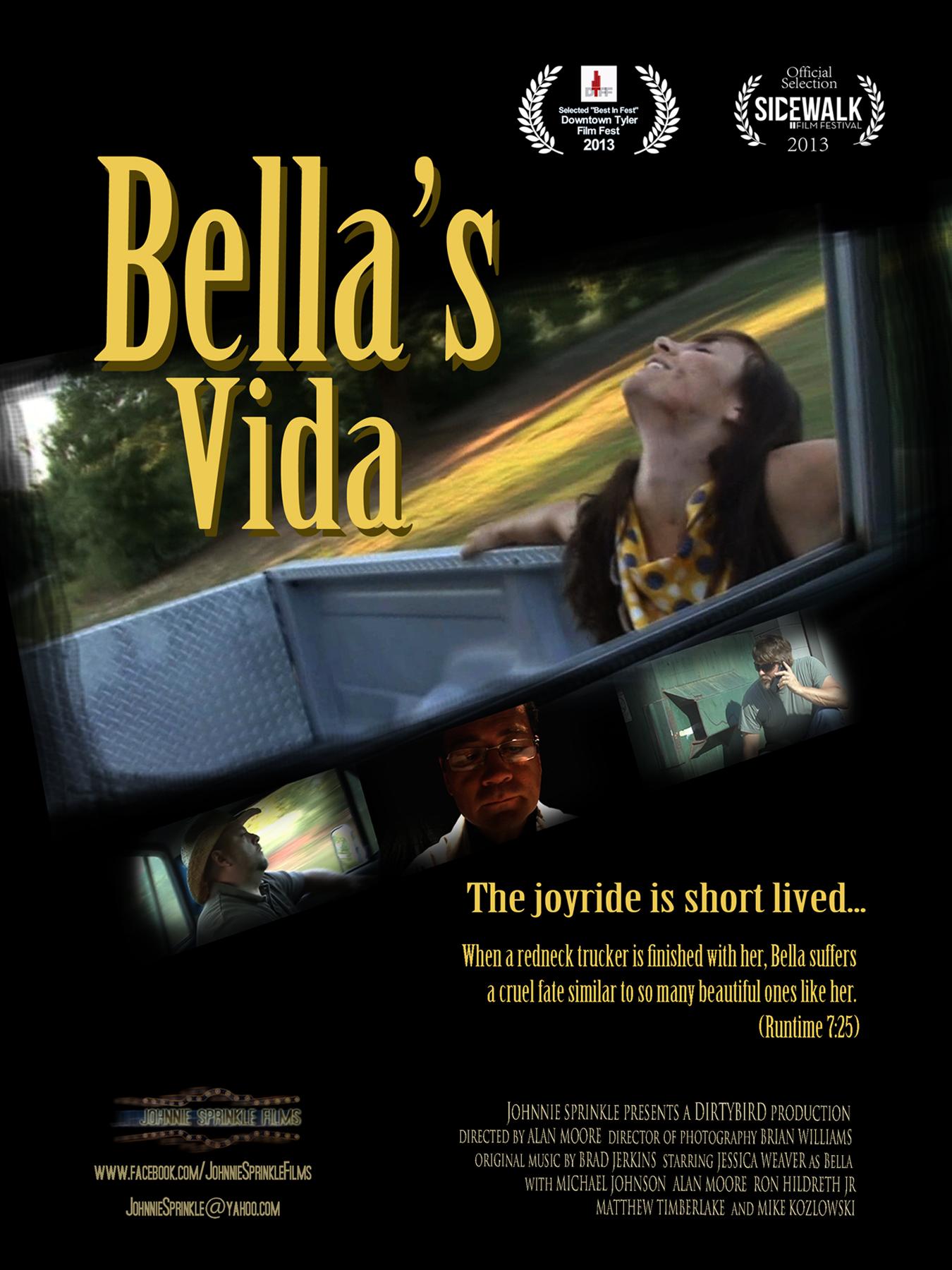 BELLA'S VIDA