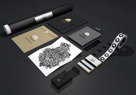 Criação de branding. Cliente: Inês Ferreira Ilustração.