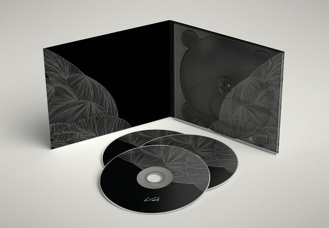 Criação de ilustrações e design para booklet. Cliente: Andrá Viamonte.