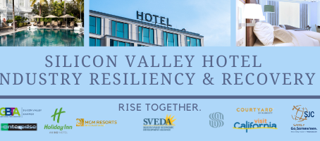 SVBTA Participates in Silicon Valley Hotel Resiliency & Recovery Project August - November 2020