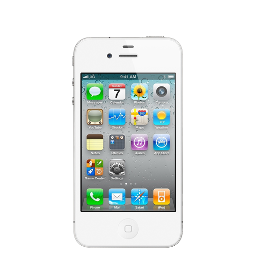 iPhone 4s Glass Screen&LCD