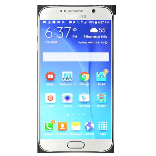 Galaxy S6 Glass Screen&LCD