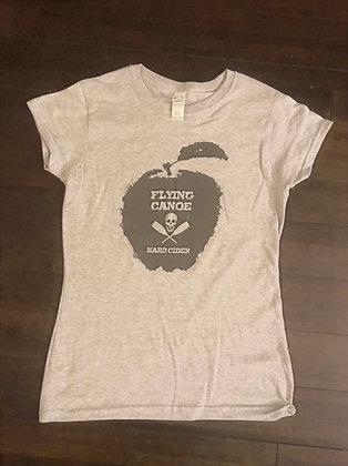 Flying Canoe Women's T-Shirt