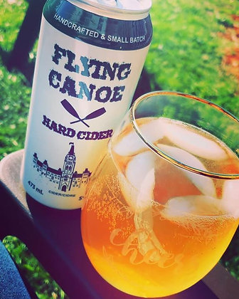 Flying Canoe 473 ml. Single Can