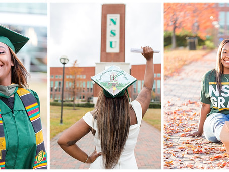 Norfolk State University | Graduate Session | Sha'Natra