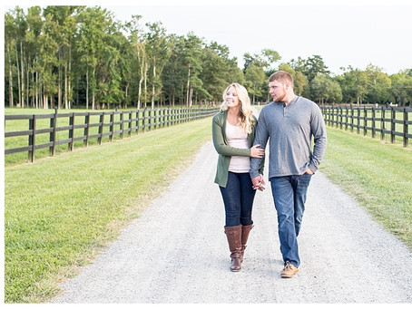 Samantha & Tyler | Alturia Farm Engagement