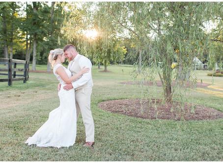 Samantha & Tyler | Alturia Farm Wedding