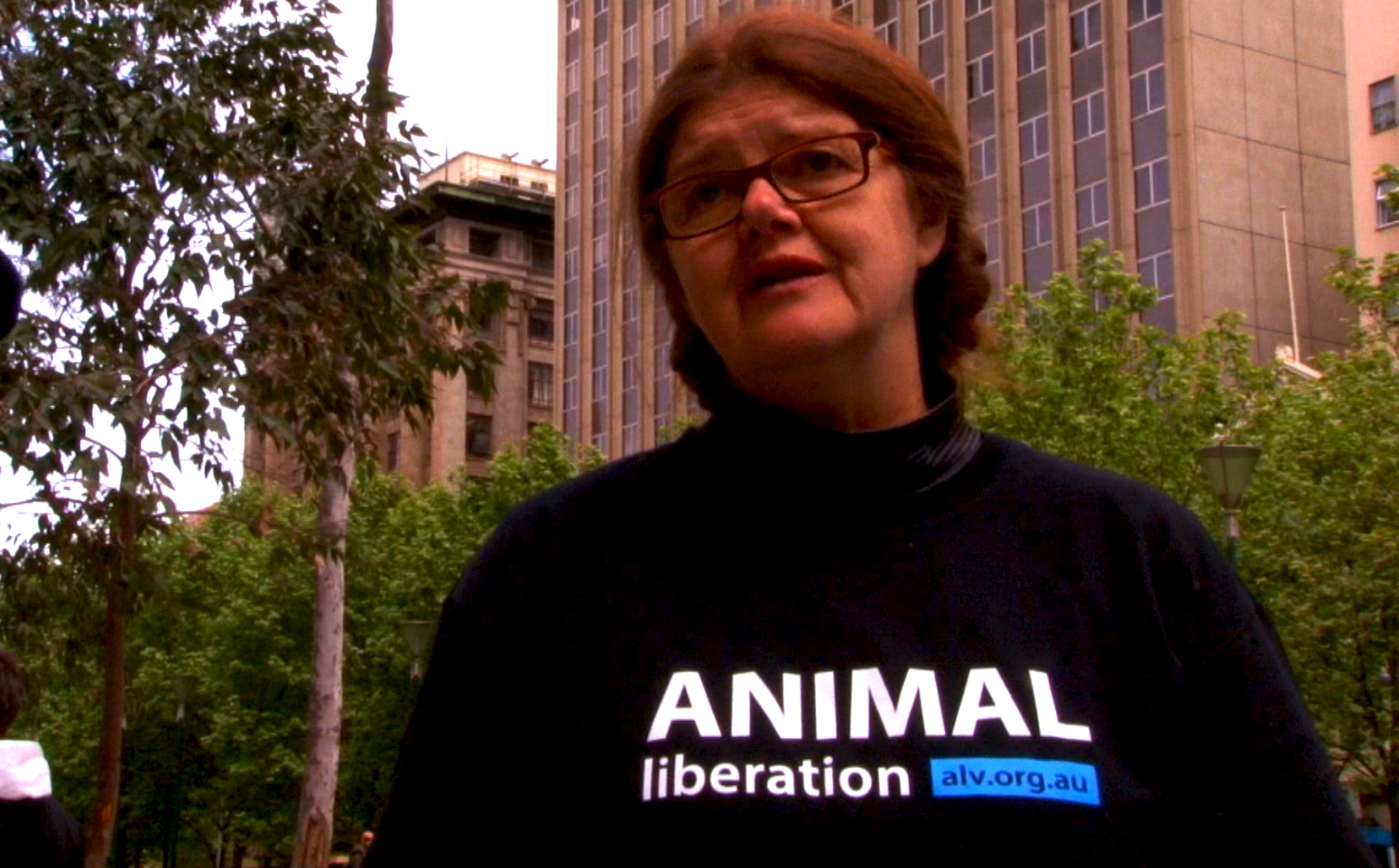 Patti Mark-Animal Liberation Vic