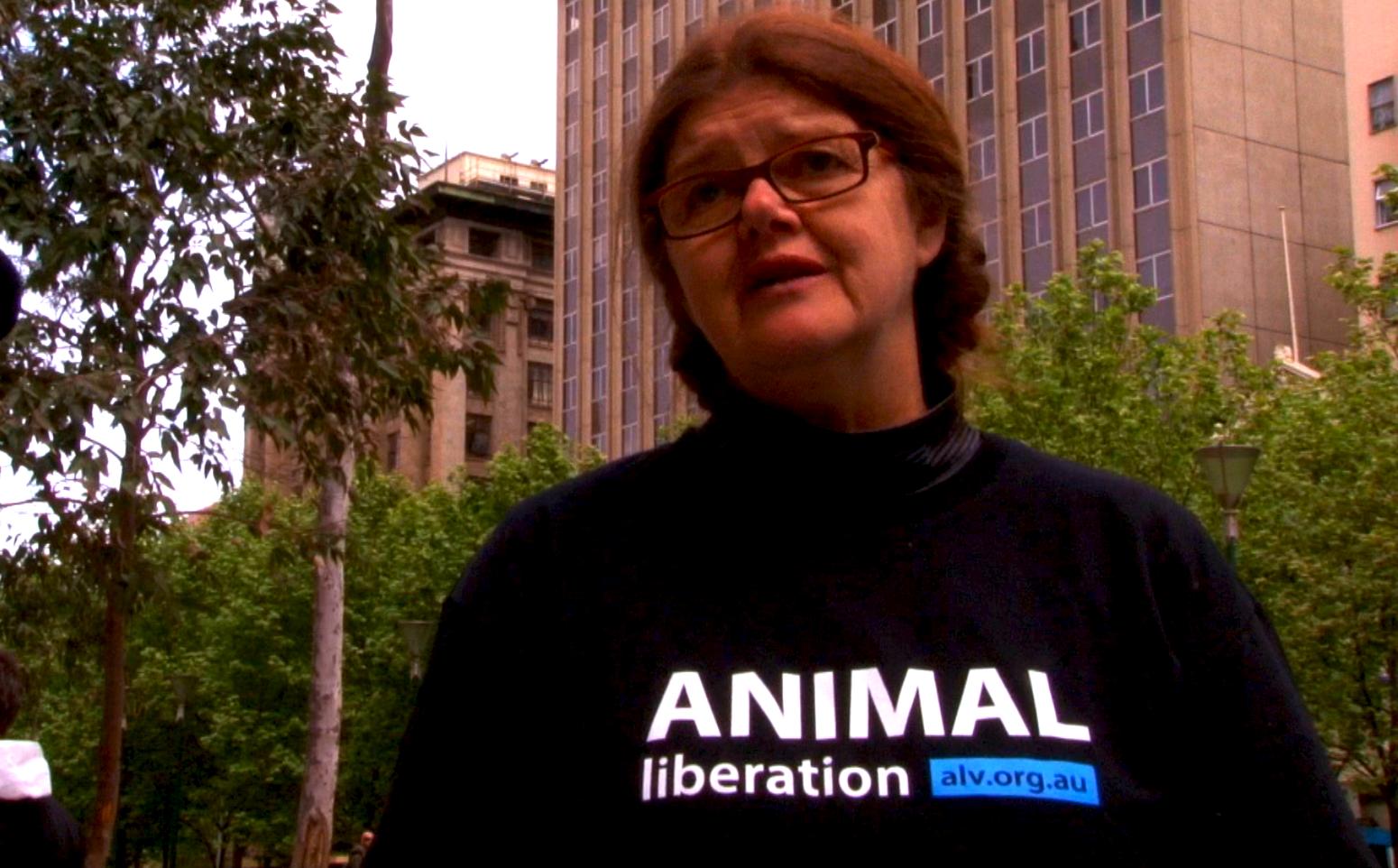 Patti Mark-Animal Liberation Vic