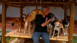 John Dalley at Soi Dogs
