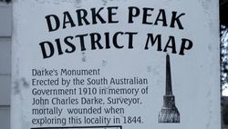 History of Darke Peake