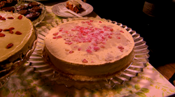 Oh so delicious raw vegan cheesecake