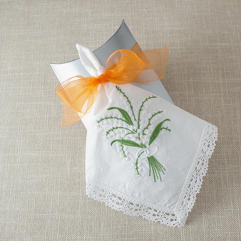 Embroider Handkerchief