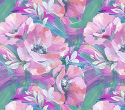 505 paint strokes flowers screen shot