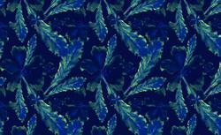 501 blue floral screen shot