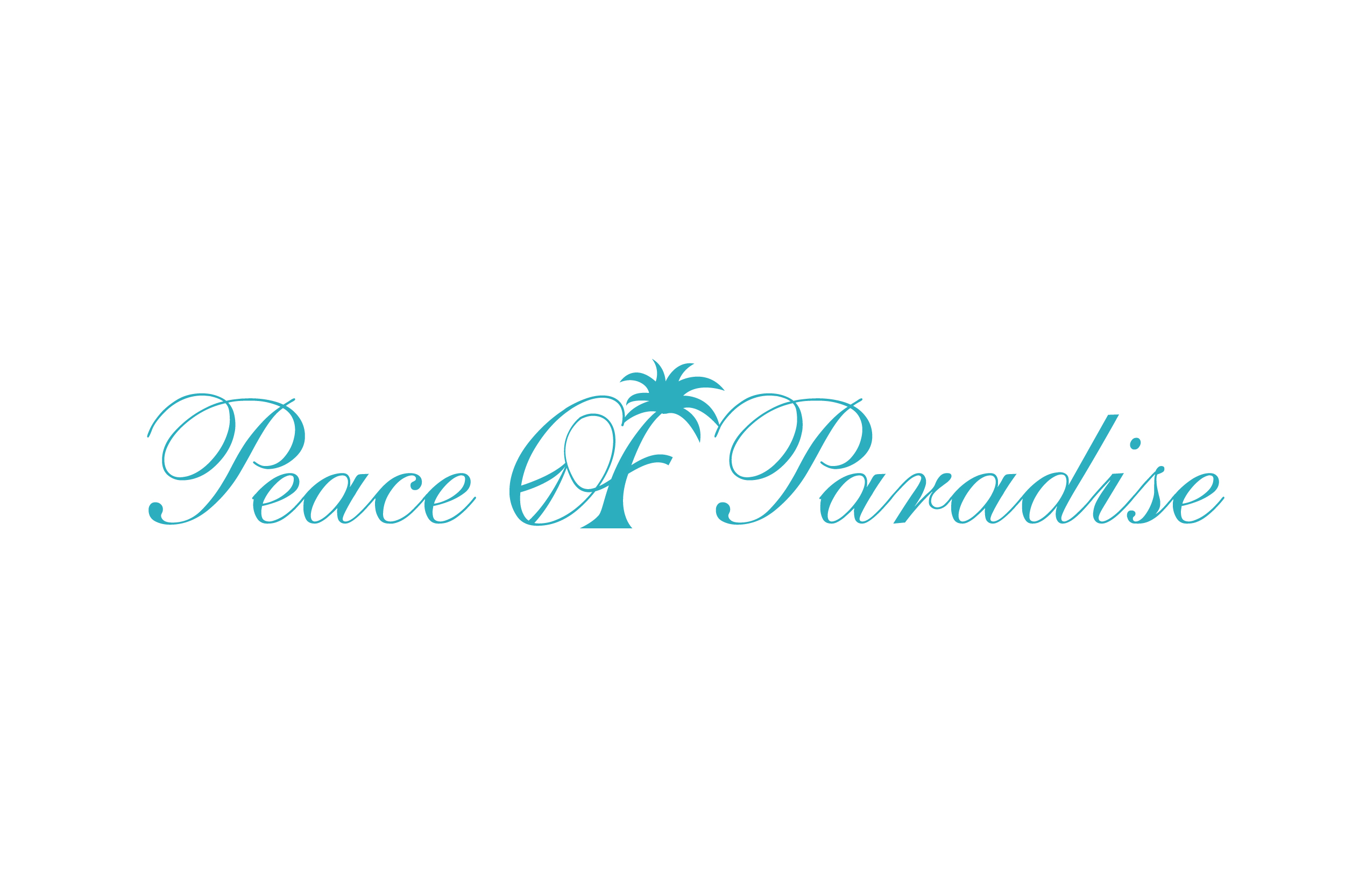 Peace of Paradise Logo