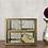 Thumbnail: Bequai Compartment Box - Antique Brass