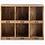 Thumbnail: *Available mid July* Wooden Locker Shelving