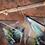 Thumbnail: Manduri Hanging Planter - Antique Zinc