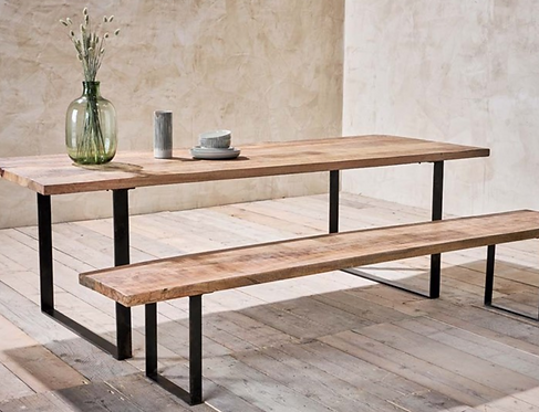 Fia Dining Table - 220CM