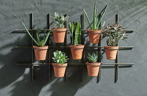 *Due in August* Jara Terracotta Wall Hung Planter