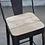 Thumbnail: Chari Mango Wood Bar Chair