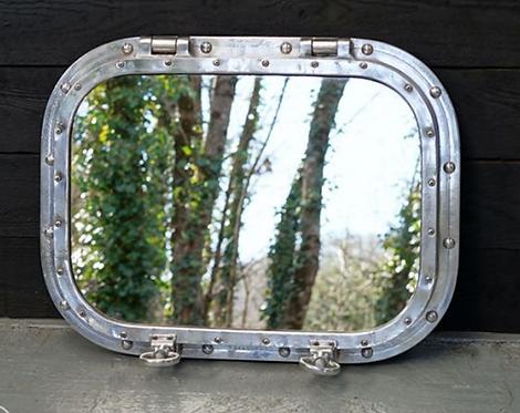NEW! Original Two key Opening Rectangular Mirror