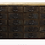 Thumbnail: *Available end April* Iron and Mango Wood 20 Drawer Cabinet