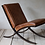 Thumbnail: *Contact us for updates* Narwana Ribbed Leather Lounger