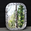 Thumbnail: NEW! Original Two key Opening Rectangular Mirror