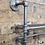 Thumbnail: Industrial Shelf & Coat Rack