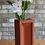 Thumbnail: StolenForm Terracotta Brick Vase - NEW