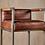 Thumbnail: Leather Bar Chair