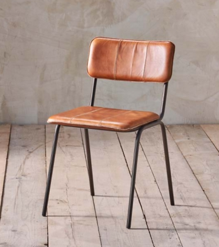 *Due end March* Ukari Dining Chair - Aged Tan