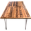 Thumbnail: Re-Claimed Palletwood Dining Table - £400 - £530 size depending