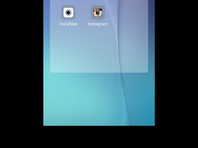 Foto App Review: InstaSize