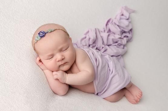 Newborn Photography Baby Hallie Buckingham photo shoot