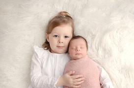 Newborn Photography Baby Arabella Buckingham photo shoot