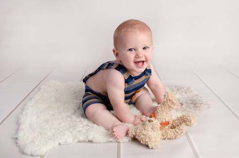Baby photography in Bicester Caleb